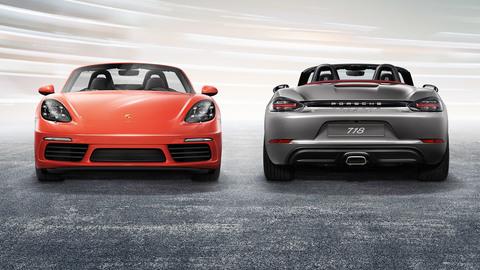 Porsche - Design: nezaměnitelný.