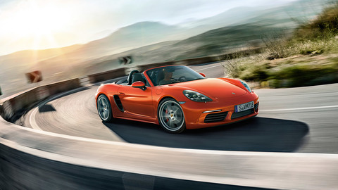 Porsche - Zvuk: typický Porsche.