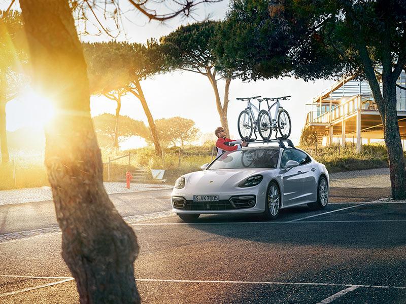 Porsche - Tequipment Original Zubehör