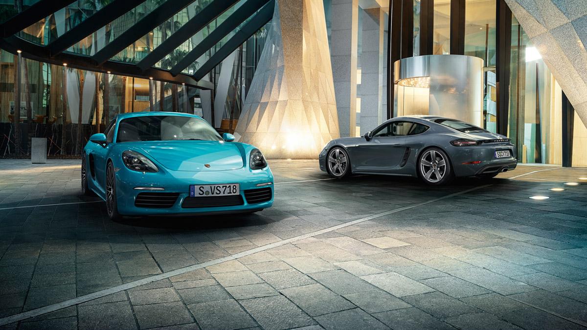 Porsche - Design:  ostřejší.