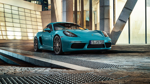 Porsche - Výkon a efektivnost:   zvýšené.