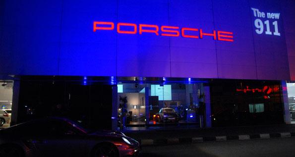 Porsche - March 2012 | Launches the new 911 Carrera