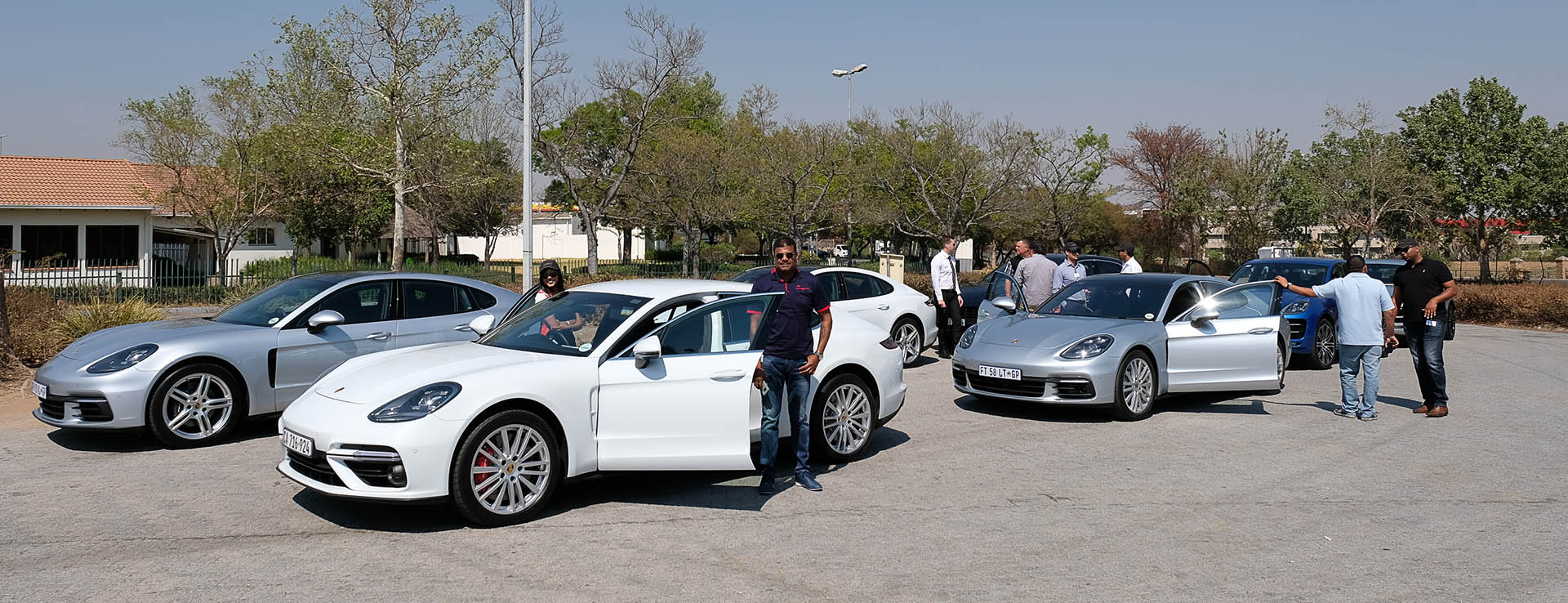 Porsche Road To Track Driving Experience In Johannesburg Porsche Middle East