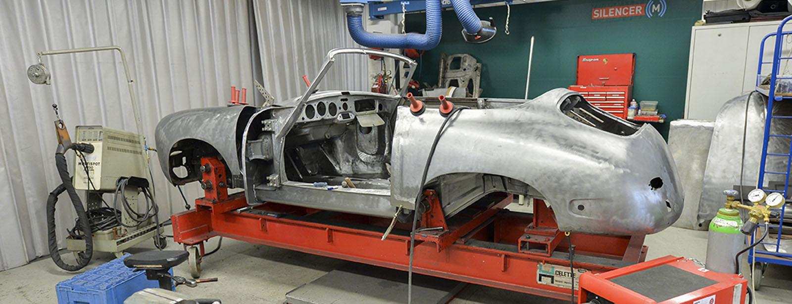 Porsche - Body