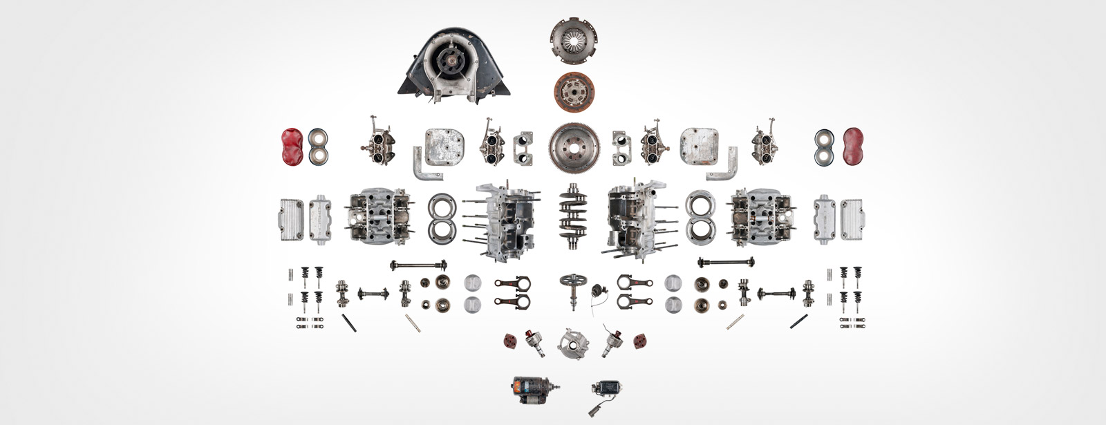 Porsche - Engine - Disassembly