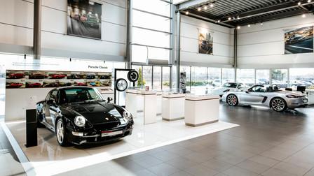 Porsche Centrum Budapest