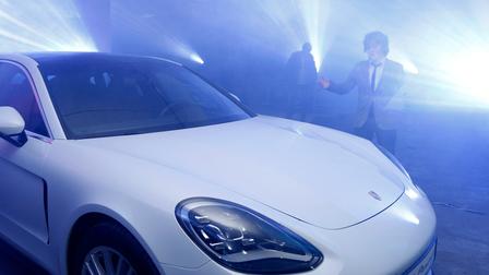 New Porsche Panamera presentation / Նոր Porsche Panamera-ի շնորհանդեսը