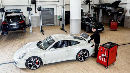 Porsche Εντυπώσεις