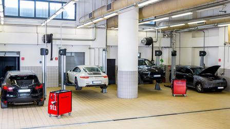 Porsche - Εντυπώσεις
