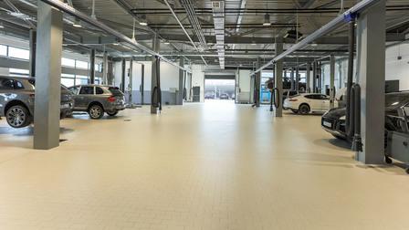 Porsche Centre Almaty