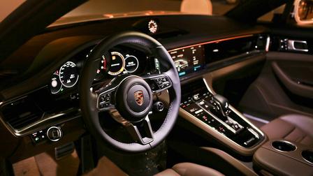 Македонска премиера на новата Porsche Panamera