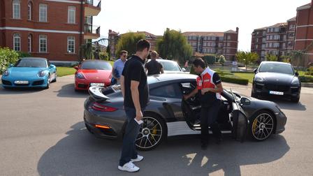 Porsche Road Tour 2016