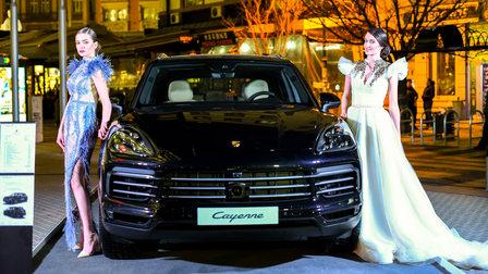 "Porsche Cayenne е официјалното возило за ""Bridal Fashion Night 2018"""