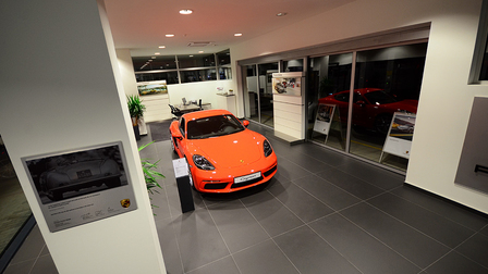 Porsche - Импресии