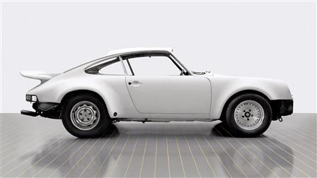 Porsche - Ankunft und Demontage