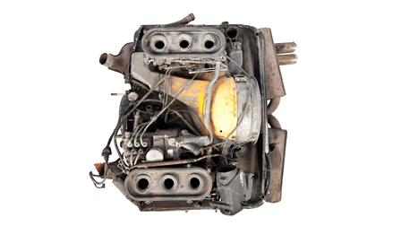 Porsche - Engine