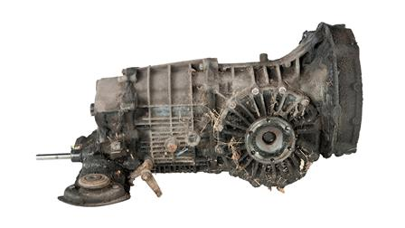 Porsche - Getriebe