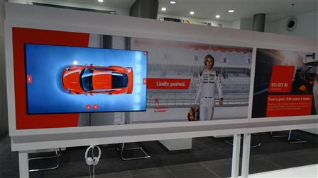 Porsche Centre Bahrain hosted Fascination Sports Car