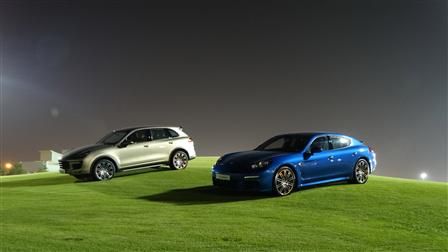Porsche Monday Madness Night Golf Series