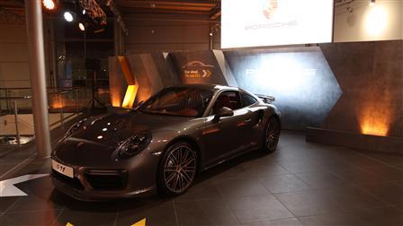 Porsche Centre Bahrain Launches The New 911.