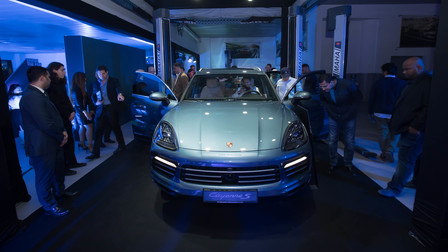 Porsche Centre Dubai and Northern Emirates welcomes new Cayenne models