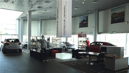 Porsche Centre Fujairah