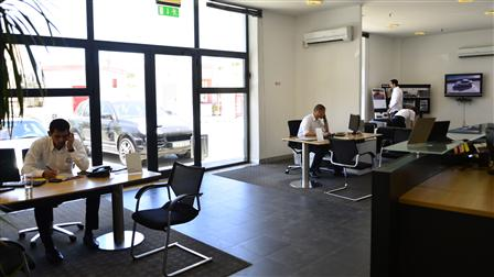 Porsche Centre Jordan