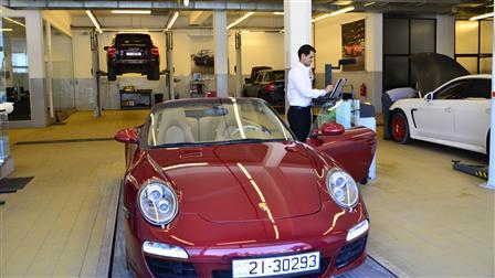 Porsche - Impressions