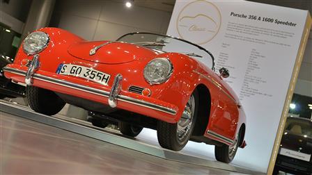 Porsche Classic Car Roadshow arrives at Porsche Centre Kuwait