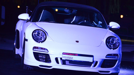 Porsche 911 Targa 4S transcends exclusivity to another level