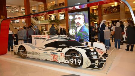 Thrilling experience fascinates Porsche motorsports fanatics