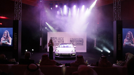 Porsche Panamera: An era of luxury and performance introduced to Kuwait