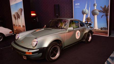 Porsche Centre Kuwait marks 70 years of Porsche sports cars