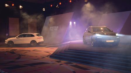 Porsche Centre Kuwait welcomed the third generation Porsche Cayenne