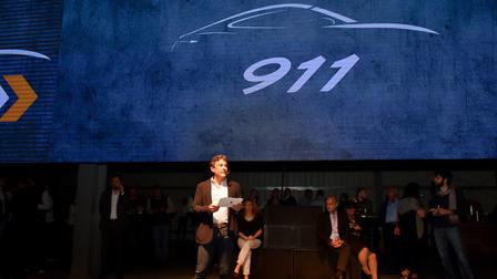 Porsche 911 II Launch Event - Beirut Port Free Zone