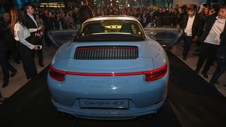 Porsche Exclusive Flagship Dealer Event