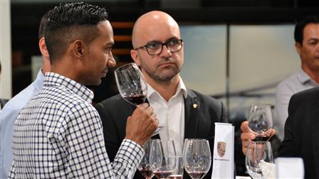 Porsche Wine Tasting Event