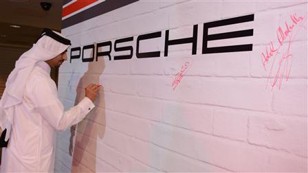 New Porsche 718 Boxster arrives in Qatar