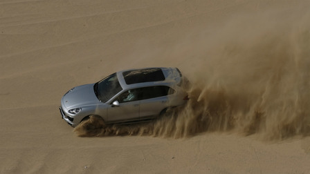 Porsche - Cayenne Enthusiast Drive Day