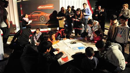Porsche - GTS Unleashed Roadshow