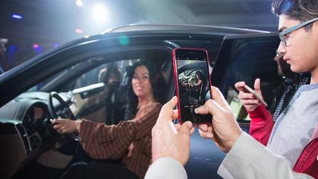Porsche Centre Doha welcomes new Cayenne models