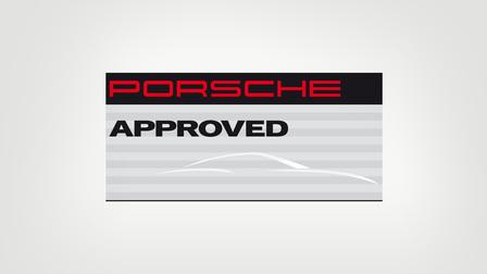 Porsche Approved Gebrauchtwagen