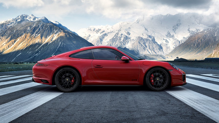 911 Carrera GTS Coupe
