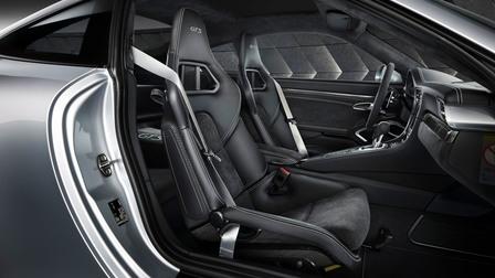 911 Carrera 4 GTS Coupe
