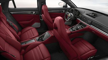 Panamera Turbo S E-Hybrid Executive