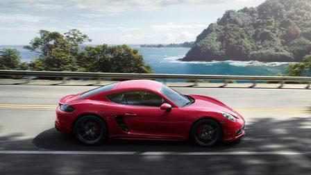 Porsche 718 GTS modellek
