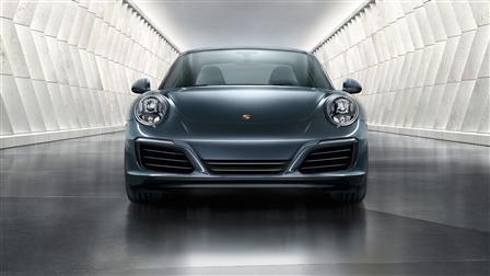 Porsche La nuova 911 Carrera