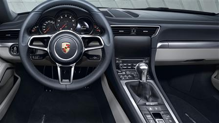 Porsche El nuevo 911 Carrera