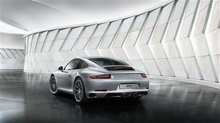 Porsche Nye 911 Carrera S