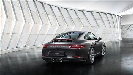 Porsche El nuevo 911 Carrera 4